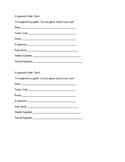 Assignment Grade Check
