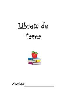Assignment Notebook (In Spanish) Libreta de Tarea