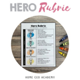 Rubric for Primary Skills