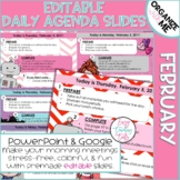 Assignment Slides (February and Editable)
