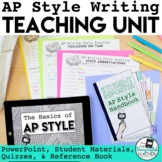 Associated Press (AP) Style Writing Bundle: An Intro to Journalistic Writing
