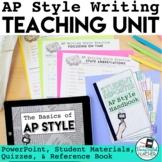 Associated Press (AP) Style Writing Bundle: An Intro to Jo