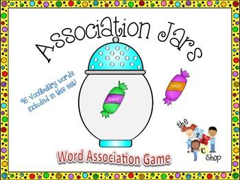 Association Candy Jars