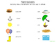 Association, Category, Analogy Language Pack Print & Go (Speech & Language CCSS)