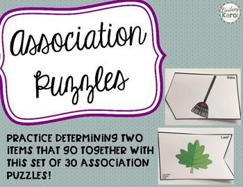 Association Puzzles