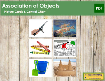 Association of Objects