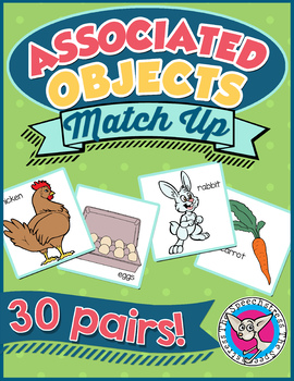 Associated Objects Match Up!
