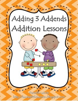 Associative Addition Property: Adding 3 Digits Lessons