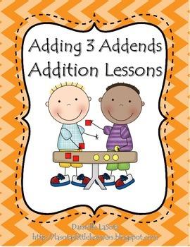 Associative Addition Property: Adding 3 Digits Lessons