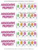 Associative Property Posters
