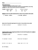 Associative Properties of Addition and Multiplication