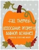 Associative Property Activities