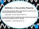 Associative Property (Addition & Multiplication) Task Cards