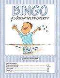 Associative Property Bingo Game
