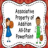 Associative Property of Addition PowerPoint Presentation 1.OA.3