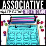 Associative Property of Multiplication 3rd Grade