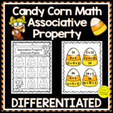 Associative Property of Multiplication 3rd Grade Fall Happenings {3.OA.5}