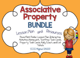 Associative Property of Multiplication Lesson Plan and Resources: CCSS 3.OA.5