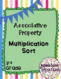 Associative Property of Multiplication Match