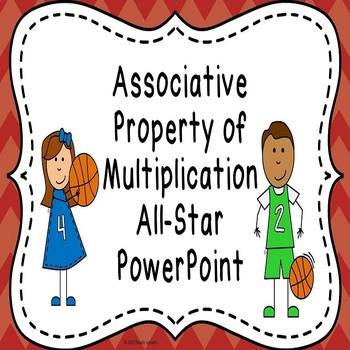 Associative Property of Multiplication PowerPoint Presentation 3.OA.5