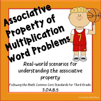 Associative Property Of Multiplication Worksheets Teaching Resources