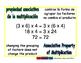 Associative of multiplication/Asociativa de mult prim 1-way blue/verde