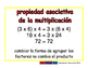 Associative of multiplication/Asociativa de mult prim 2-wa