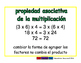 Associative of multiplication/Asociativa de mult prim 2-wa
