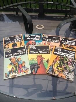 Classics Assorted Graphic Novels