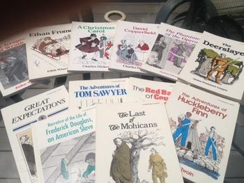 Classics Softcover Assorted Novels