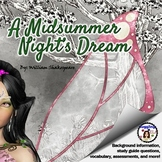 Activities and Handouts for A Midsummer Night's Dream by William Shakespeare
