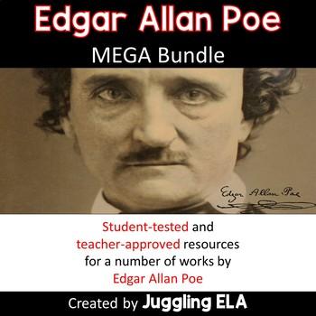 Edgar Allan Poe Mega Bundle
