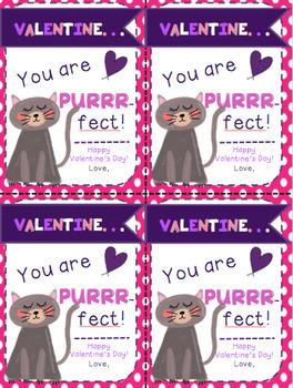 Assorted Teacher Valentines