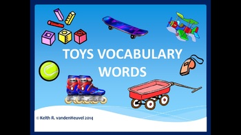 Assorted Vocabulary PowerPoints