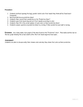 "Assortment of ""Fish"" lesson plan"