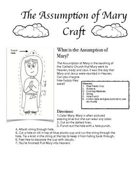 Assumption of Mary Craft