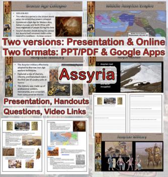 Mesopotamia: Assyria Iron-Age Empire