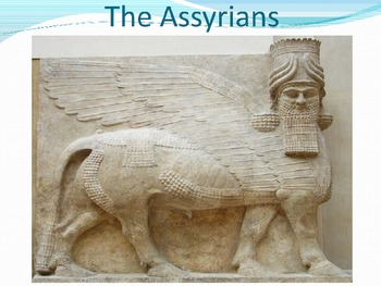 Assyrian Power Point
