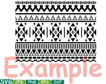 Aztec Lion Safari Monogram Circle Cutting Silhouette school Clipart  zoo -249S