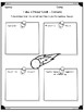 Asteroids, Meteors, and Comets Foldable Minibook & Comprehension sheets bundle