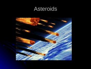 Asteroids and Comets