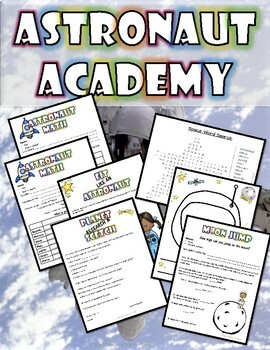 Astronaut Academy *Science, Math, and MORE!*