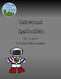 Astronaut Application
