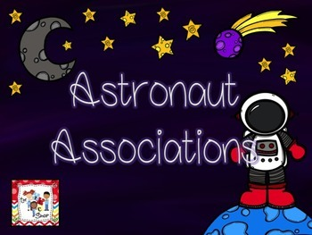 Astronaut Associations PowerPoint Game