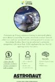 Astronaut Career Information Sheet