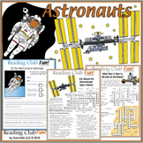 50% Off Astronaut Careers and International Space Station (puzzles and photos)