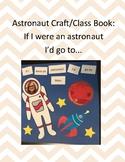 Astronaut Craft/Class Book