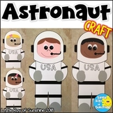 Astronaut Craft Space