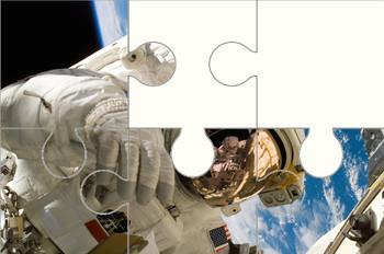 Astronaut Digital Puzzle VIPKID