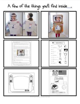 Astronaut Dress Up (Next Generation Science Standards)
